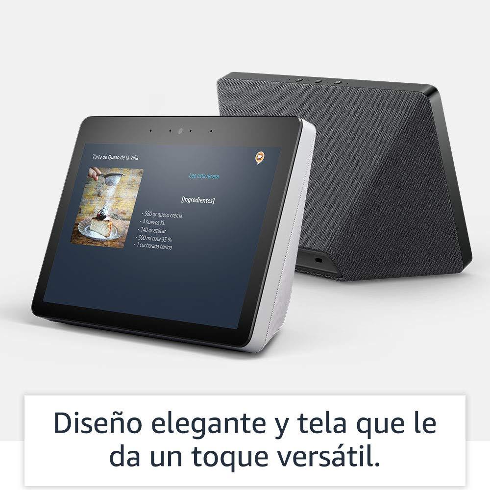 ª generación) Reacondicionado Certificado - Sonido de alta calidad y sensacional pantalla HD de 10 pulgadas, negro: Amazon.es