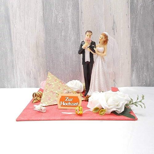 Geldgeschenk Hochzeit, Geschenk Hochzeit, Hochzeitsgeschenk, lachs