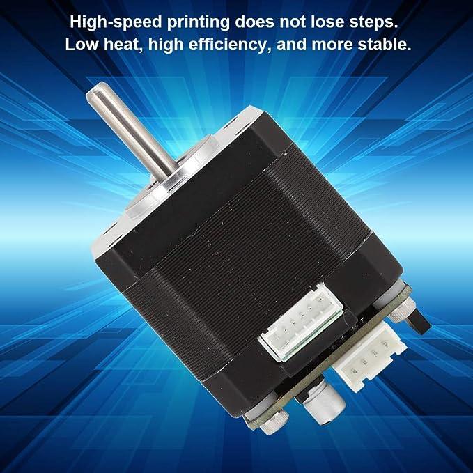 ASHATA Motor Paso a Paso de Impresora 3D, STM32 42 Juego de Motor ...