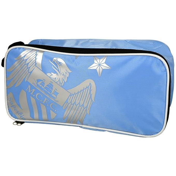 Manchester City FC - Mochila / Bolsa oficial para botas de ...