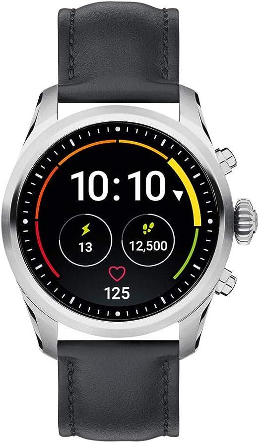 Amazon.com: Watch Montblanc Summit 2 Smartwatch 119440 ...