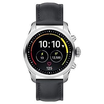 Reloj Montblanc Summit 2 Smartwatch 119440 Acero Inoxidable Piel ...