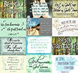 Pass It on Inspirational Message Cards with Scripture - Package of 24 Assorted Cards