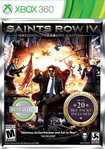 Saints Row IV: National Treasure - Xbox 360 (Saints Row The Third Best Car)