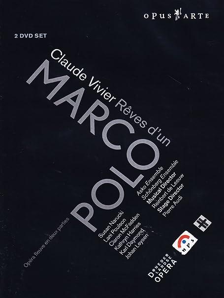 Vivier - Rèves dun Marco Polo [2 DVDs] [Reino Unido]: Amazon.es ...