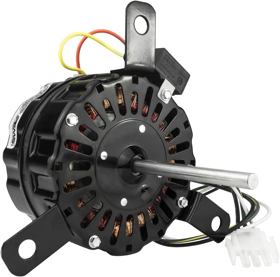 GREENHECK Exhaust Fan Motor 1/12 hp 1350 RPM 115V # 304842
