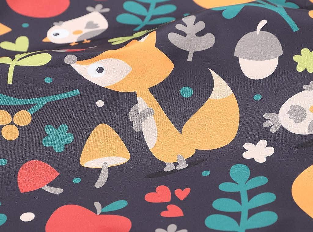 ZYUEER Giacca Impermeabile Resistente allAcqua Cappotto Giacche Moto Bambini da Bambino con Cappuccio Mimetico con Cappuccio Mimetico Dinosauro Cappotto