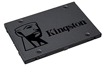 Kingston SSD A400 Solid State Drive (2 5 Inch SATA 3), 120