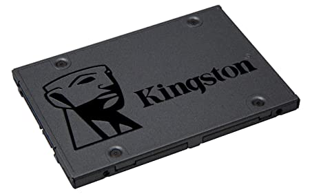 "Kingston A400 SSD 960GB SATA 3 2.5"" Solid State Drive SA400S37/960G - Increase Performance Internal Solid State Drives at amazon"