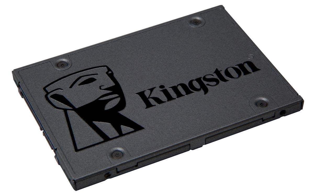 Kingston A400 SSD 960GB SATA 3 2.5'' Solid State Drive SA400S37/960G - Increase Performance