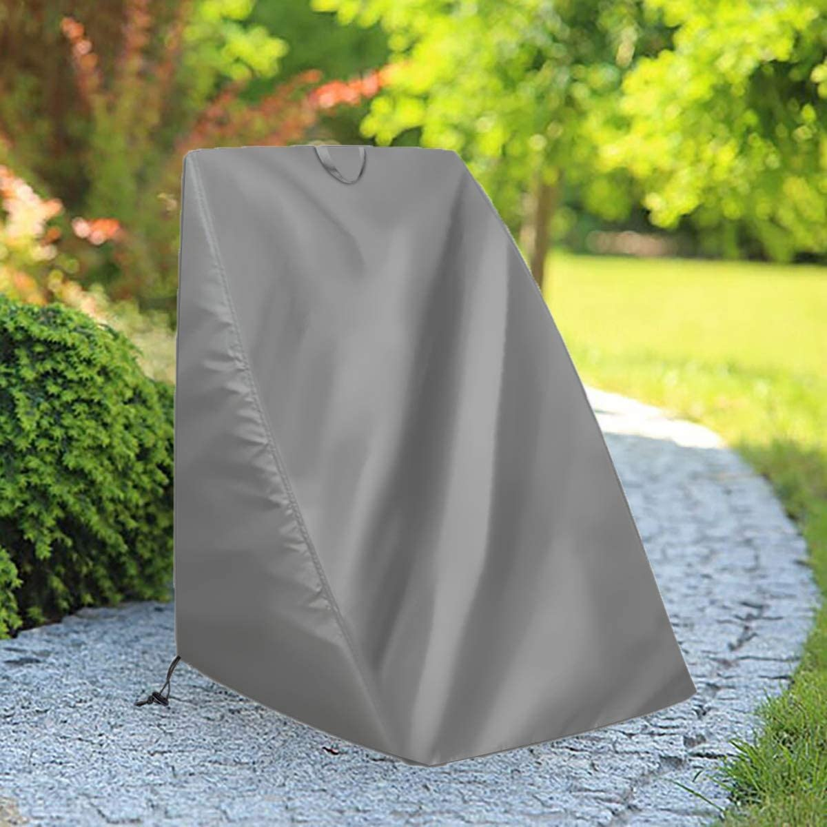 25.9 x24.8 x 34.6 Aaaspark Veranda Patio Free Standing Portable Garden Hose Reel Cover,Protect Your Hose Reel and prolong its Life
