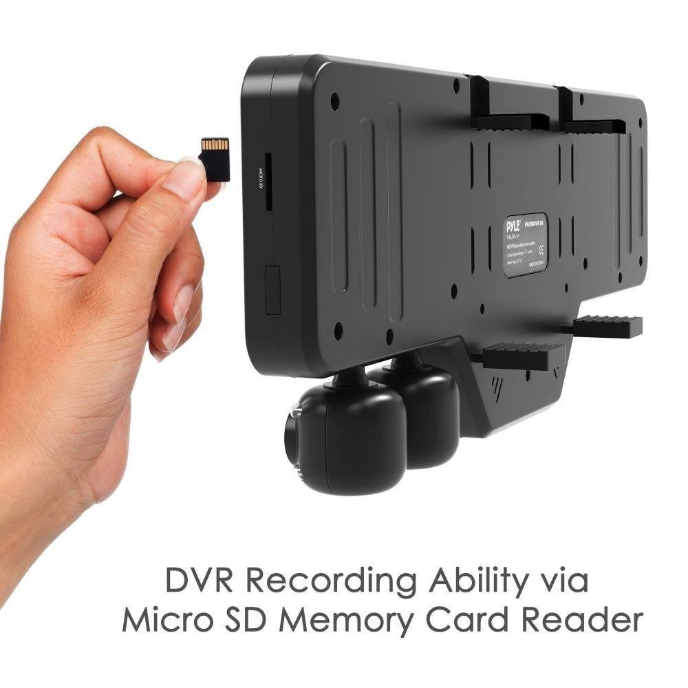 Amazon.com : Camara Para Carro Camara Trasera Espejo Retrovisor Impermeable Vision Noche DVR : Camera & Photo