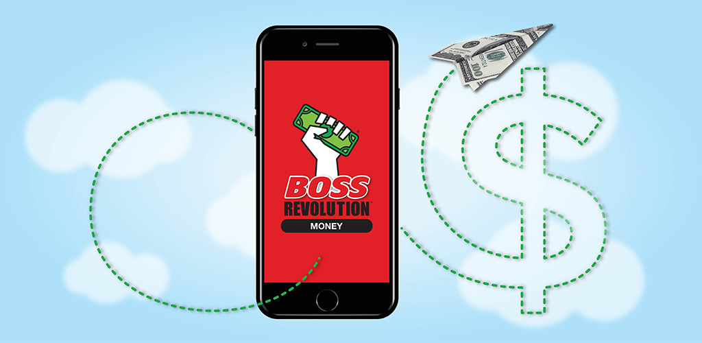 my boss revolution access number