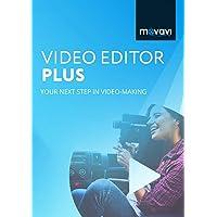 Movavi Video Editor Plus 2020 Personal [PC Download]