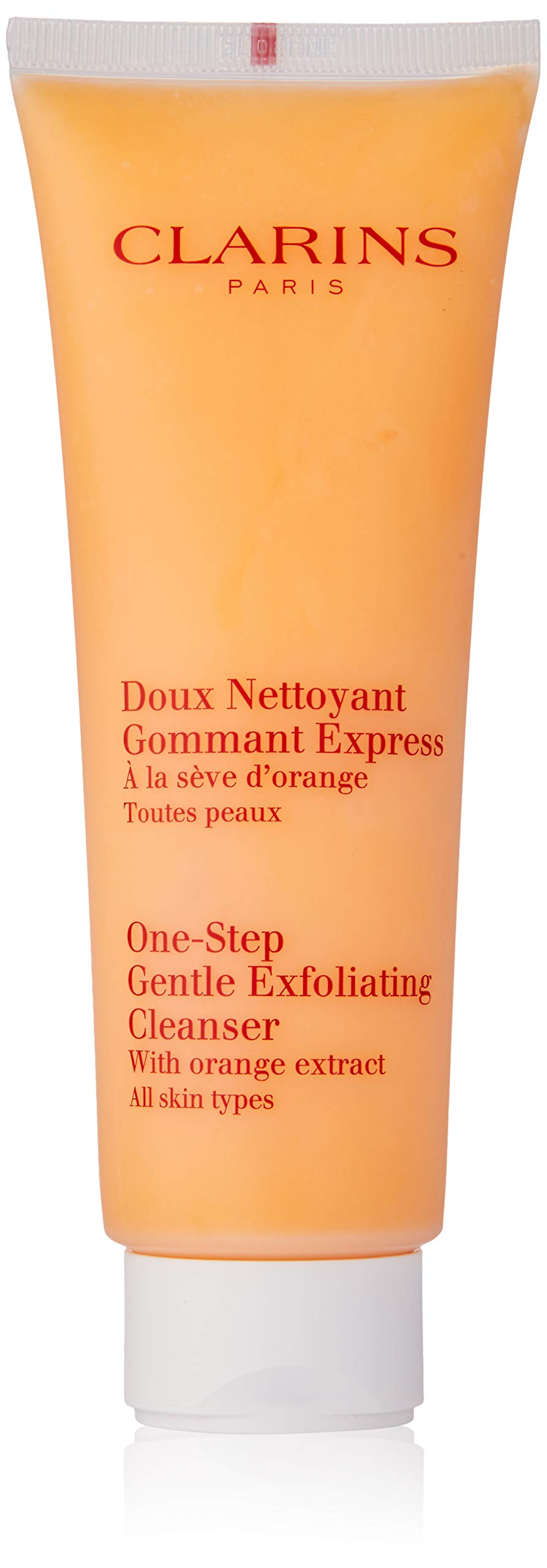 CLARINS One Step Gentle Exfoliating Cleanser, 4.3 Ounce