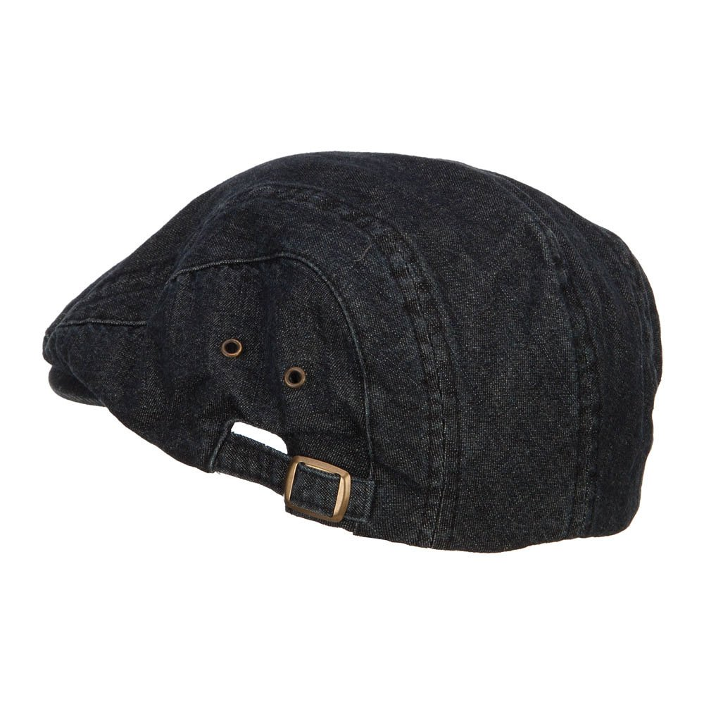 MG Washed Denim Ivy Cap - Denim Black OSFM at Amazon Men s Clothing store  754ed7a1bca