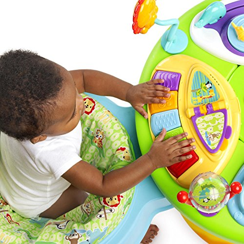 61%2B fA0ng2L - 3-in-1 Around We Go Activity Center