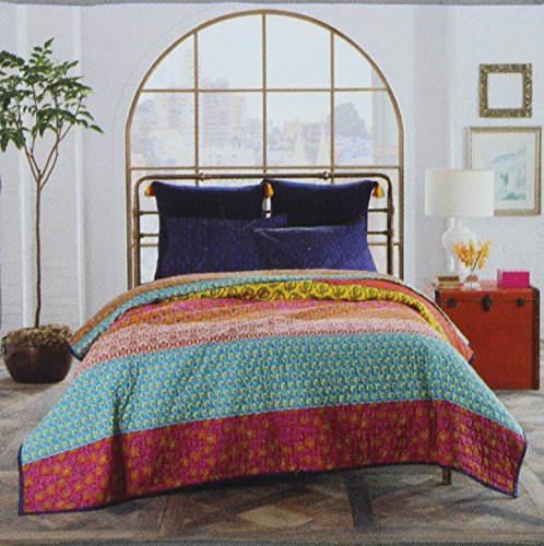 Anthology Standard Size Pillow Sham from the Samara Bedding Collection
