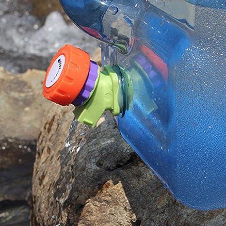 Seau deau Camping Portable R/écipient /à eau avec robinet Car Buck Car Equipment Equipment Carrier Seau de voyage en plein air Accueil Urgence Potage de stockage pour caravanes Camping Bouilloire