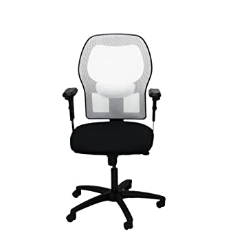 Ahrend 160 Type White Mesh Back Task Chair