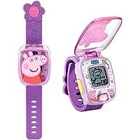VTech 80-526000 Peppa Pig Learning Watch, Purple