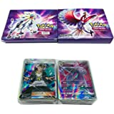 (109GX+11Trainer)120 Pcs Pokemon GX Cards EX MEGA Energy Trainer 2018 new Cards
