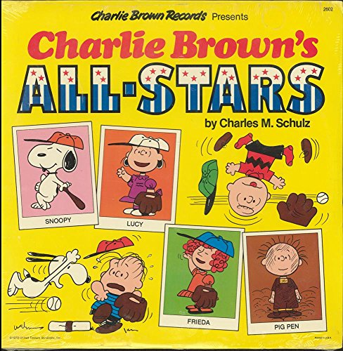 Price comparison product image Charlie Brown's All Stars 1978 Vinyl