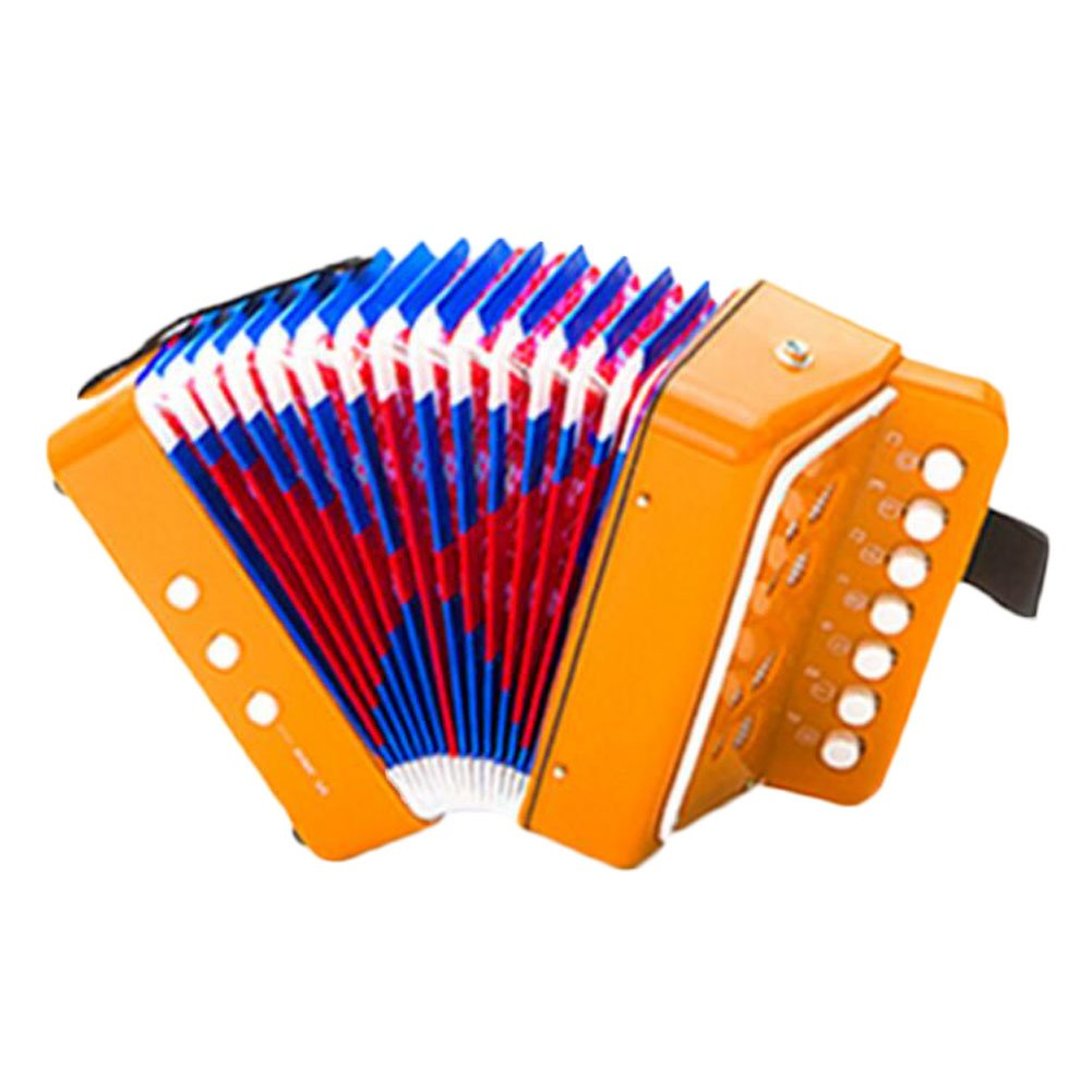 George Jimmy Great Musical Instrument Mini Accordion Education Kids Toy Player Kids Gift -A2
