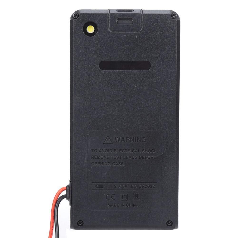 Digital Multimeter ADMS7CL Portable LCD Digital Multimeter 6000 Counts AC//DC Voltage Current Meter