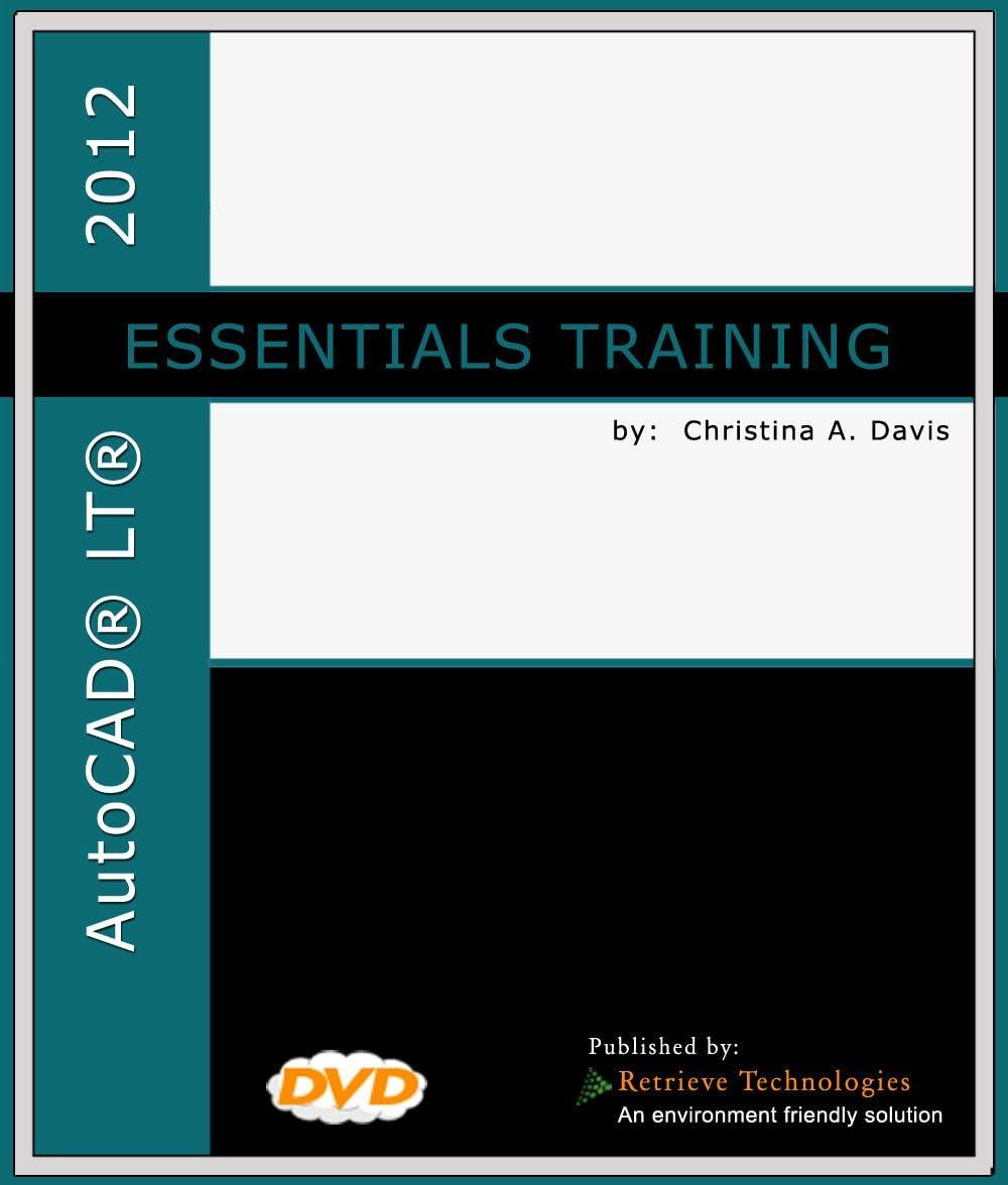AutoCAD LT 2012 Essentials Training for Mac [Download]