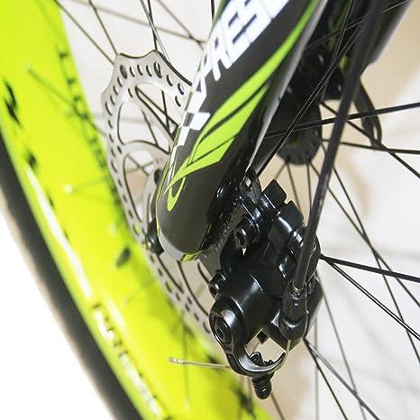 Prescott Bicicleta eléctrica, 1000 W, neumáticos gruesos ...