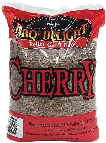 BBQR's Delight Cherry Flavor Smoking BBQ Pellets