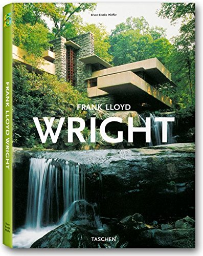 Frank Lloyd Wright. Ediz. illustrata Copertina rigida – 27 mag 2013 B. Pfeiffer Brooks Taschen 3836505444 BOG_LIB_U_000317