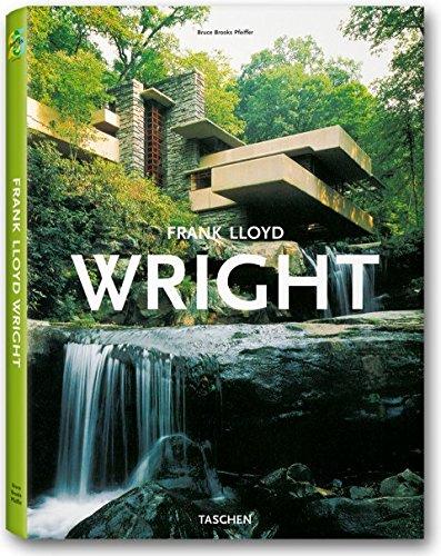 Frank Lloyd Wright. Ediz. illustrata Copertina rigida – 27 mag 2013 B. Pfeiffer Brooks Taschen 3836505444 BOG_LIB_U_000317