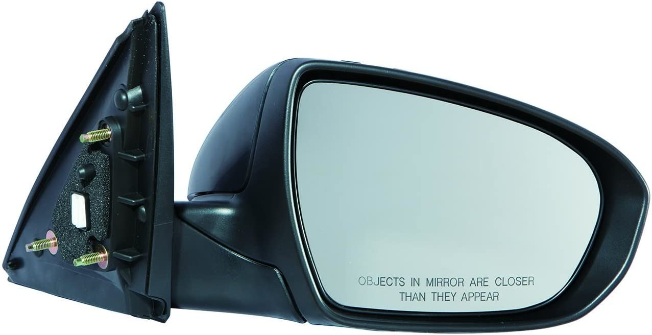 DEPO 323-5401R3EBH Kia Optima Passenger Side Heated Power Mirror with Turn Signal Lamp