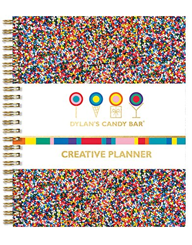 - Dylan's Candy Bar 8111004 Candy Sprinkles Planner