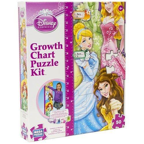 (Disney 50 Piece Disney Princess Growth Chart Puzzle)