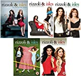 rizzoli isles season 3 - Rizzoli and Isles Season 1 2 3 4 5 Complete DVD Collection with all the Episodes + Bonus Material