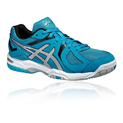 6659055d7e0 ASICS Gel-Hunter 2 Women s Indoor Court Shoes Blue  Amazon.co.uk ...