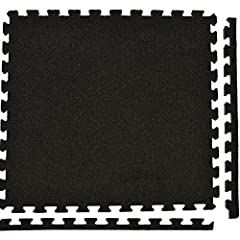 Greatmats Royal Interlocking Carpet Tiles 10x10 Ft Kit Charcoal is the best carpet tile we have to offer. The Royal Carpet Tiles are a durable yet soft to the touch, which makes these interlocking carpet tiles an excellent choice for basement...