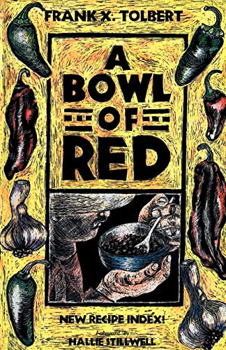 Bowl Frank - A Bowl of Red