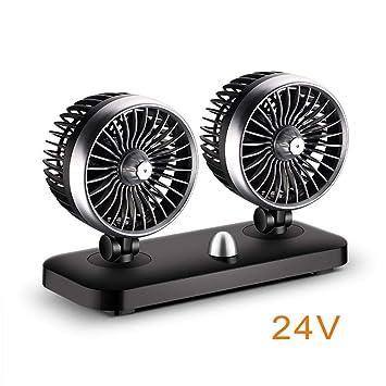 Ventilador De Auto De 12 Voltios 180 Ventiladores De Doble Cabezal ...