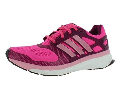 21814b3ac2e94 adidas Energy Boost 2 - Girls Grade School  129 Solar Pink Black Tribe Berry