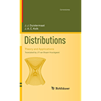 Distributions: Theory and Applications (Cornerstones)