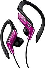 JVC HAEB75P Sports Clip Headphone, Pink