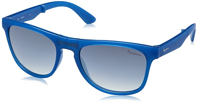 Pepe Jeans Pj7191C456 Gafas de sol, Azul, 56 Unisex: Amazon ...
