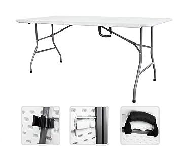 Todeco Klappbarer Tisch Garten Klapptisch Material Hdpe