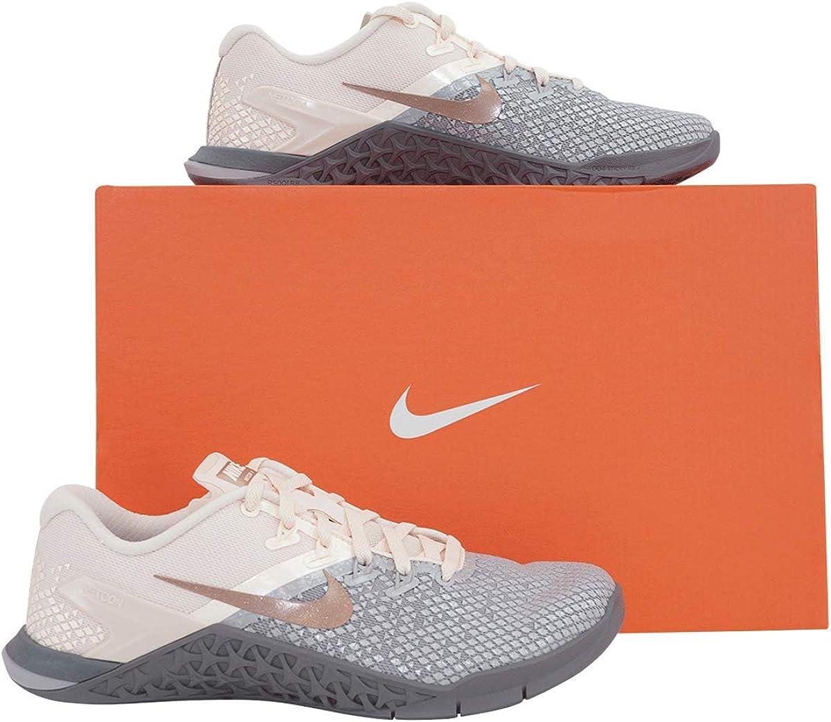 Nike Womens Metcon 4 XD Metallic
