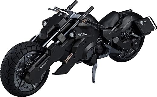ex:ride 重兵装型女子高生 BK91A ノンスケール ABS&PVC製 塗装済み可動フィギュア