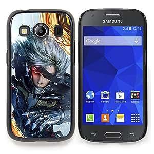 SKCASE Center / Funda Carcasa protectora - Ciber Guerrero;;;;;;;; - Samsung Galaxy Ace Style LTE/ G357